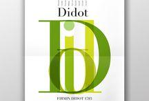 Didot Bodoni