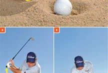Golf - Bunkers