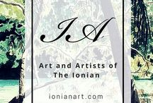 Ionian Art / Art and Artists of The Ionian http://ionianart.com/