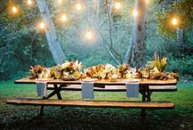 Glamping Inspired Weddings / Glamping inspired weddings and ideas