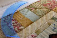 Longarm Quilting Ideas / by Carol Mikesell