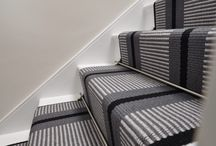 Off The Loom Stair Runner | Point 1 - 60cm with Austin Stair Rods