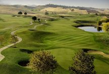 Places we Play / Northern California Golf Courses