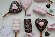 Kaker/makroner/cupcake/cake pops