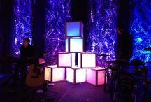 Stage church design