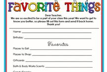 Things for Teachers / by Bobbi Aulabaugh
