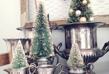 Christmas Silver Lorraine Loves