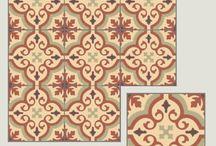 Prospective tiles for path