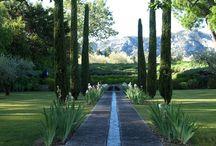 Gardening: Waterways/-features