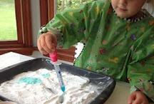 Children's crafts & games