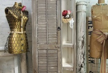 sewing room ideas / by Kathy Rohe
