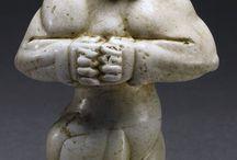 Antiikin taide / vanha taide / taideteoksia antiikin ajalta