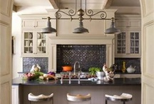 Home - Kitchens/Dining Rooms / by Natalie Pozniak