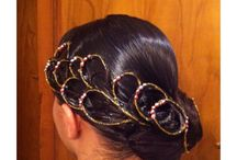 Ballroom Dance Hair ✨ / Ballroom hair Stylist by Luana Tenuta