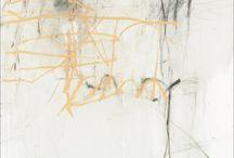 Mark Making & Monoprinting / by Lee Peach