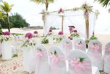 Beach Wedding Theme Ideas / Browse this board for lots of beach wedding ideas