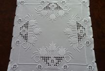 Embroidery - hardanger