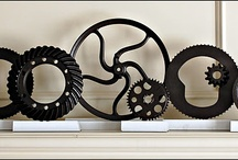 """Steampunk Style / What to do with that """"funky junk"""" / by Samantha Spidel"""