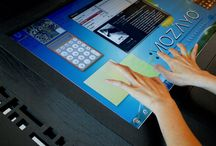 Premium Series Multi Touch Table. wowza!