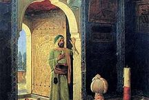 Oryantalist resim sanatı - Orientalist painting