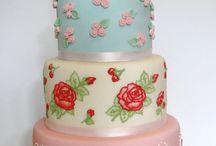 Clare's birthday cake
