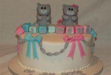 christening cakes renee