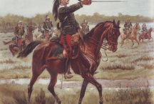 French Army 1900 by Édouard Detaille / French Army 1900 by Édouard Detaille