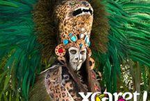 Mayavisision Tours excursiones Riviera Maya parques tematicos