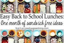 School lunches!!!