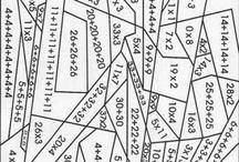 matematikk fargelegge