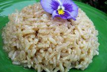Arroz e grãos (Rice and grains)
