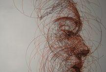 Portrait / Drawing