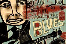 blues / by Masaoka Yusuke