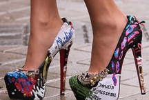 """A really good SHOE / """"Shoes are just a pedastal. What interests me is the power of the woman who wears them."""" -Louboutin / by ♥ Mary Vanderhoof Ambrose ♥"""