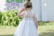 Special Occasion Dresses / Flower girl dresses, pageant dresses, wedding dresses, church dresses, etc.