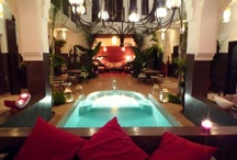 Riad Pachavana Marrakech / Discover Riad Pachavana in Marrakech through these pretty pictures