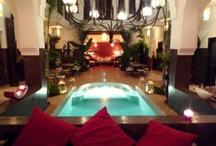 Riad Pachavana Marrakech / Discover Riad Pachavana in Marrakech through these pretty pictures