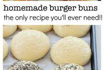 Panini burger