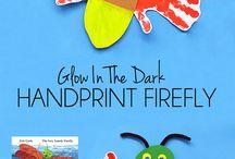 Předškolní aktivity - výtvory, hry (Preschool activities)