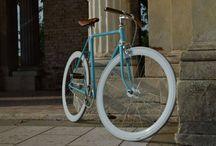 My Bike / Scatto fisso realizzata con la collaborazione di Mattia Mutti e Free Color snc di Santa Maria di Sala, VE - Italia