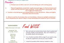 Nutrition & Healthy Living Recipes / Great recipes are made at our Food-Wise & Cooking For Your Life classes and we want to share them with you! / by Hays County Food Bank