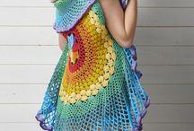 Becky / Colorful vest
