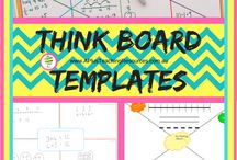Think Board Templates