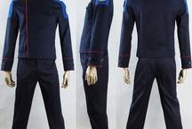 Battlestar Galactica costumes / Battlestar Galactica uniform cosplay costume
