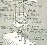 Tour à bois/métal