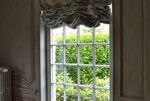 Austrian & Festoon | Window Treatment Inspiration