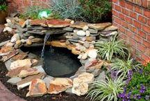Cascata da giardino