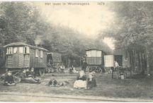 Geschiedenis woonwagenbewoners