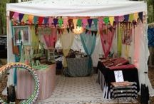 Craft Booth/Boutique Display Ideas