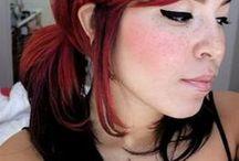new hair ideas? / by Jamie Lynn